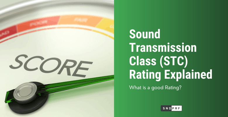 Sound Transmission Class STC Rating